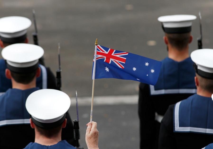 Memorial for fallen Jewish soldiers opens in Australia