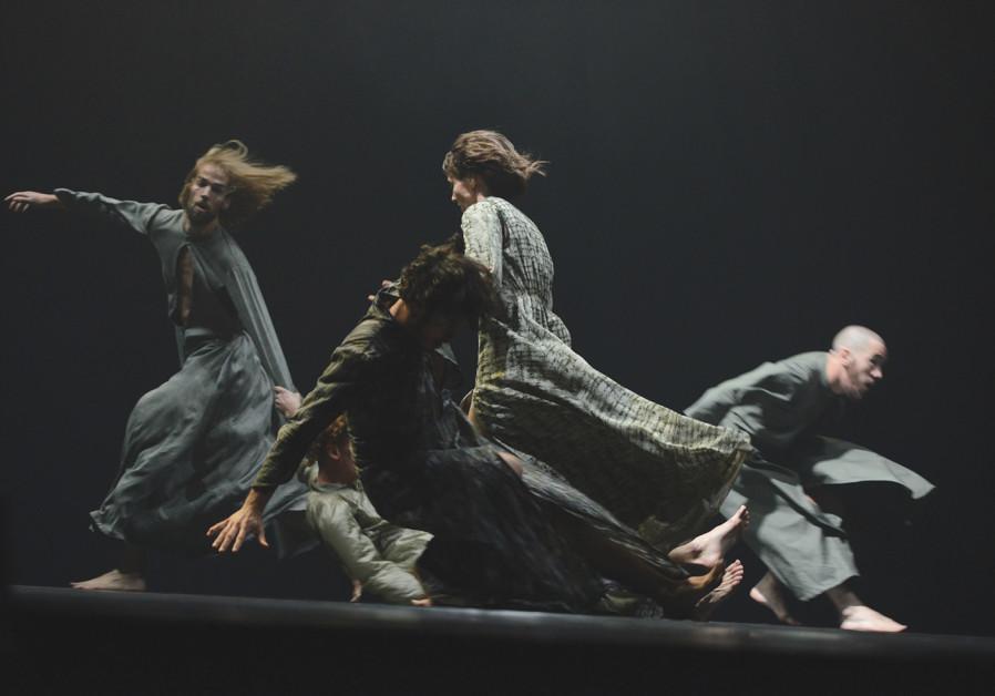 Dance Review: Sharon Fridman Company