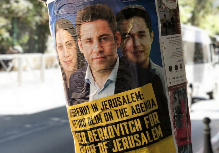 POSTER details Ofer Berkovitch's promise to make 'olim' part of the equation