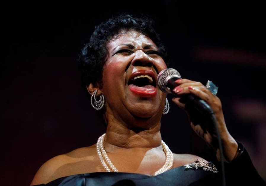 'Queen of Soul' Aretha Franklin dies at home in Detroit aged 76
