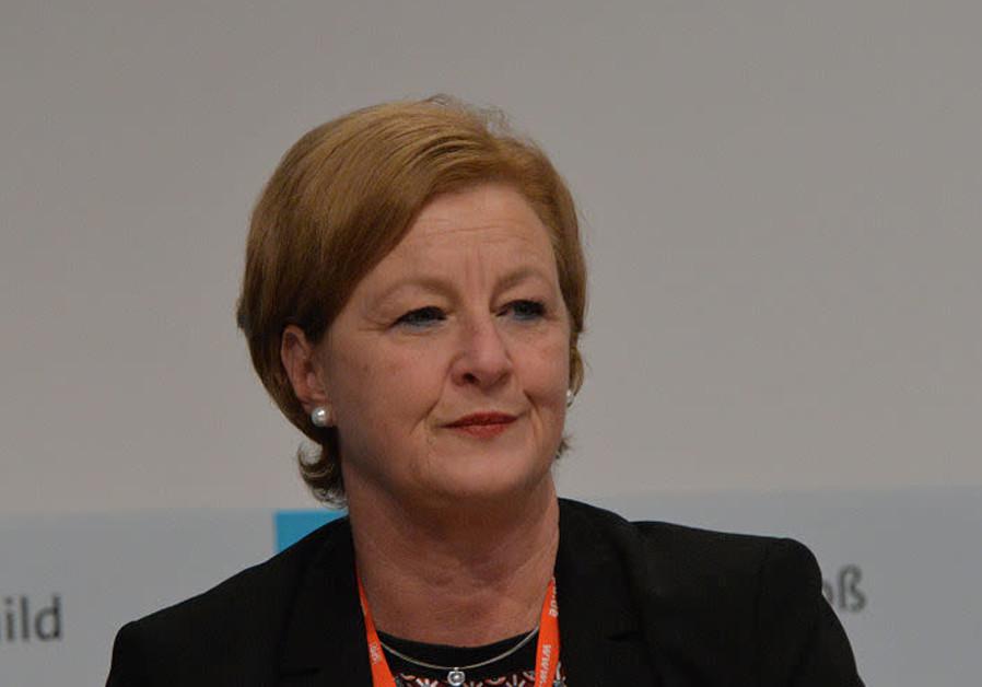 Top German social democrat urges bank to end Israel boycott support
