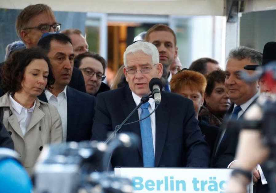 German Jewish council urges end of Iran-Germany trade