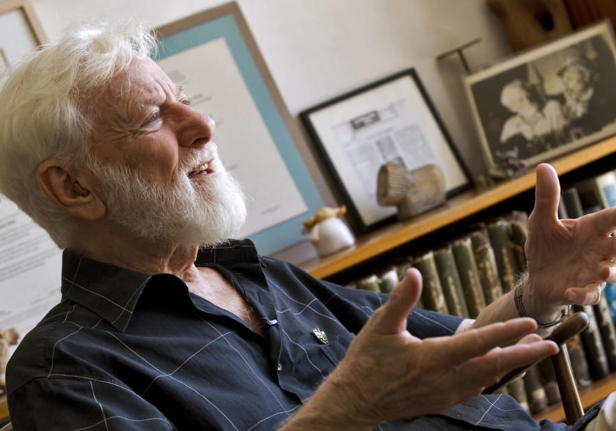 Guerrero por la paz: Uri Avnery fallece a los 94