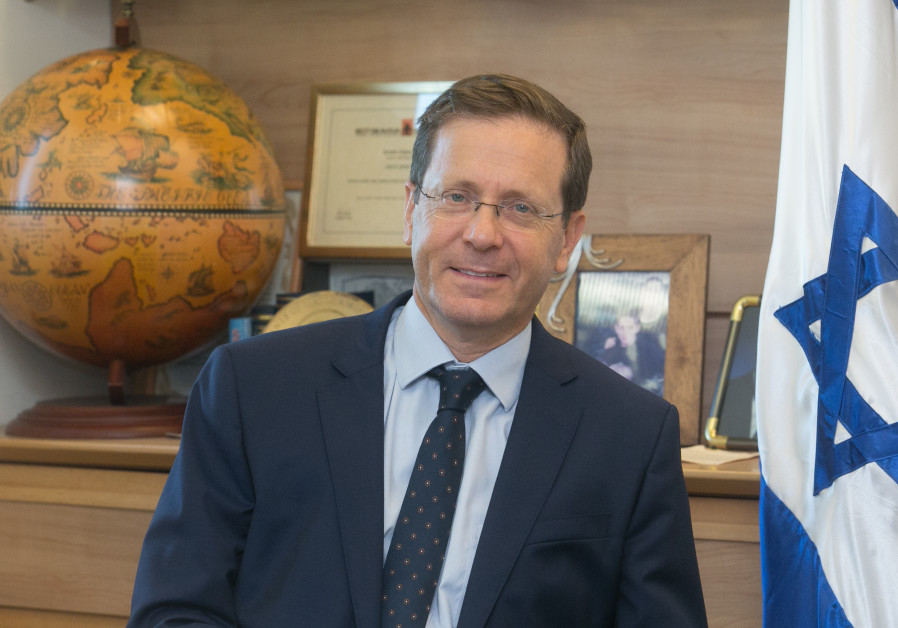 Isaac Herzog, the new head of the Jewish Agency.