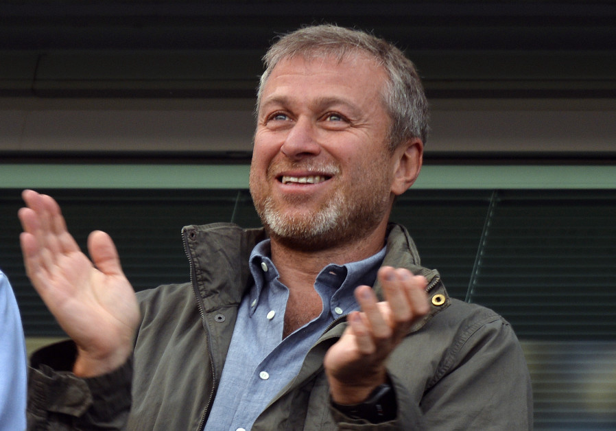 Roman Abramovich,  the Russian billionaire businessman and owner of the soccer team Chelsea FC.