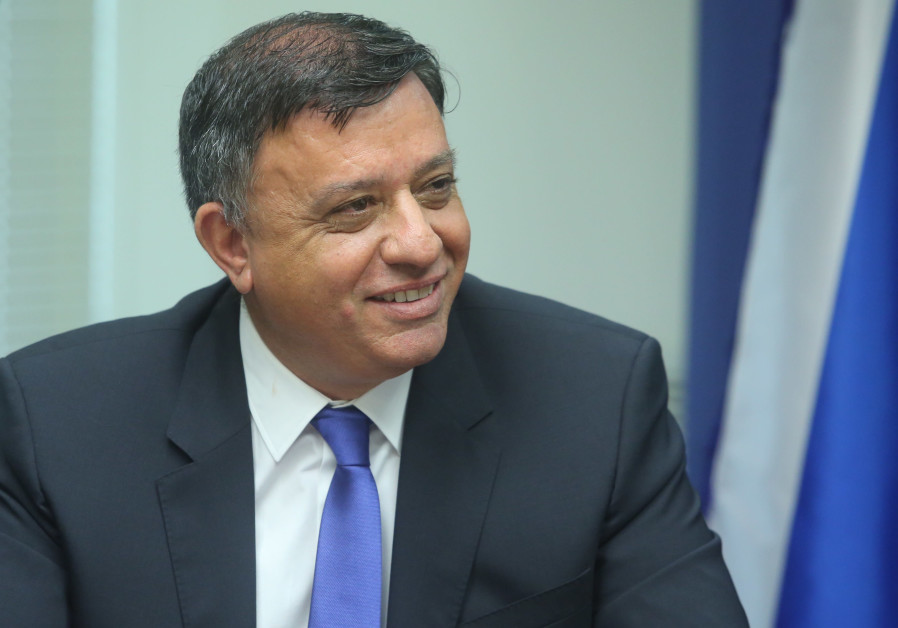 Labor leader Avi Gabbay