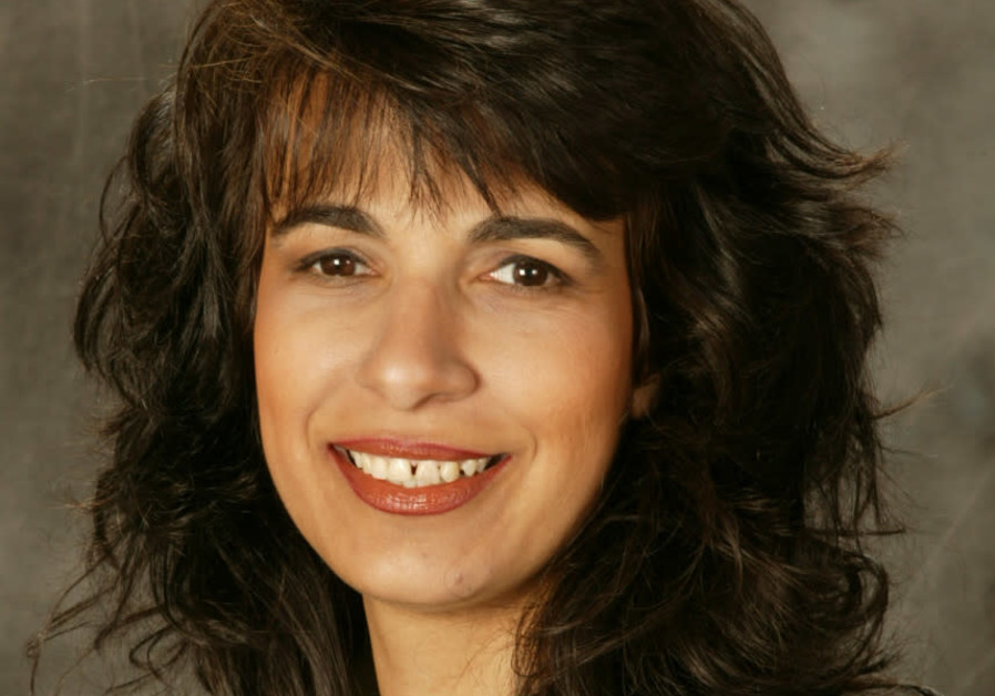 Shurat Hadin director Nitsana Darshan-Leitner.