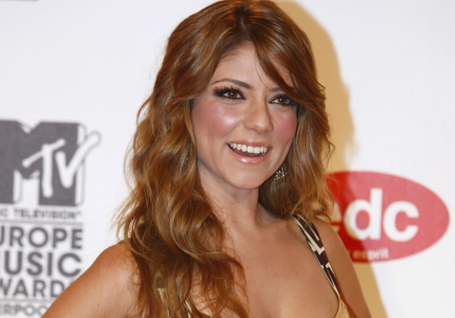 Israeli singer Shiri Maimon.