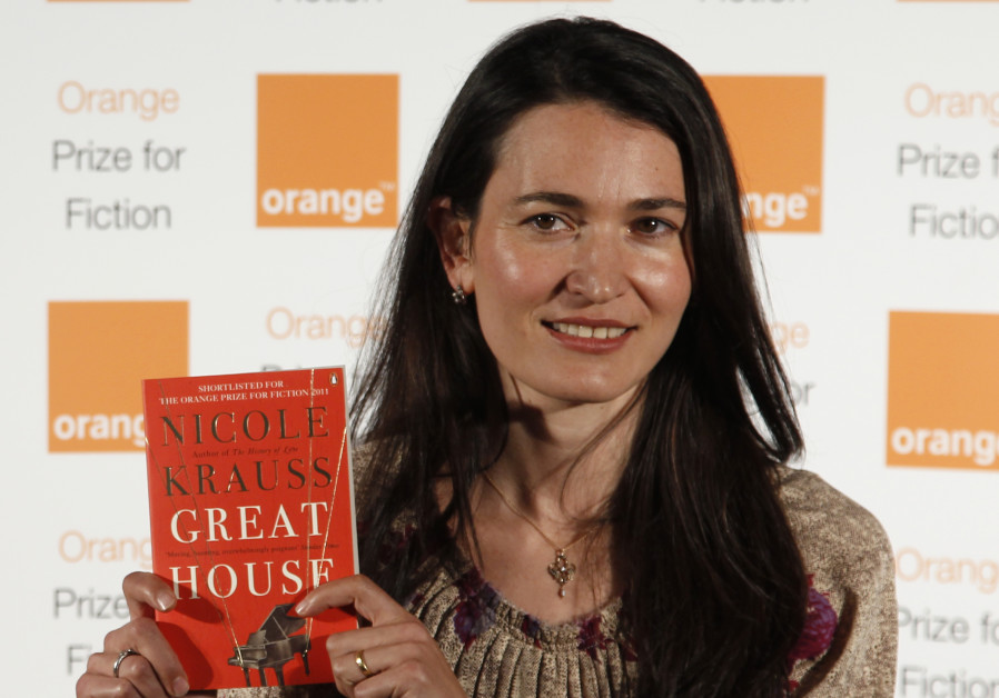 Nicole Krauss, the acclaimed author of The History of Love.