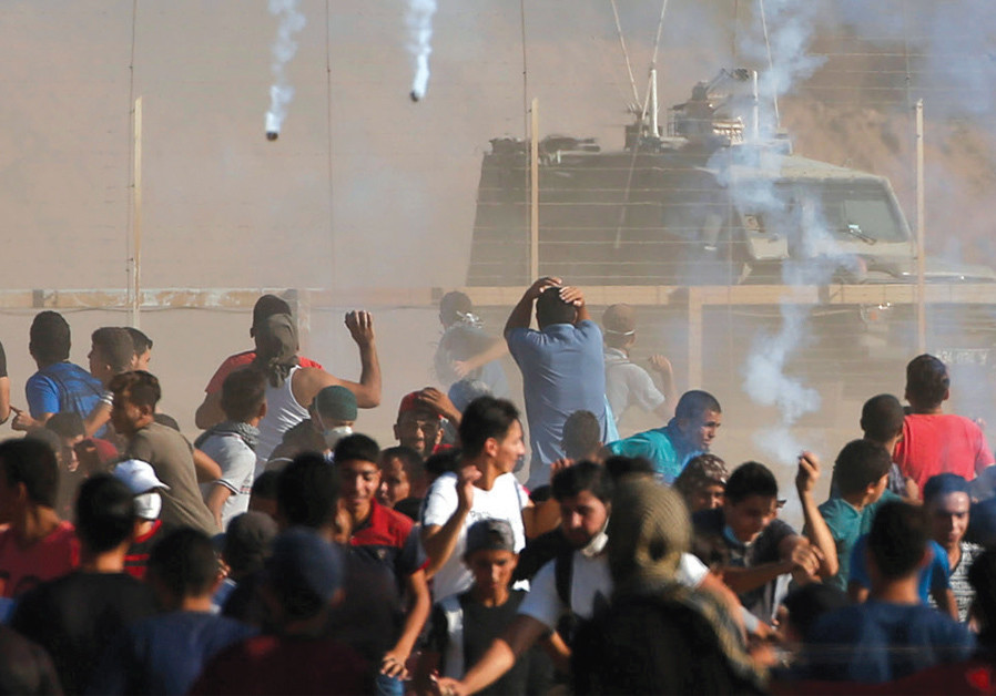 Israel: 12-year-old Palestinian was killed by stone