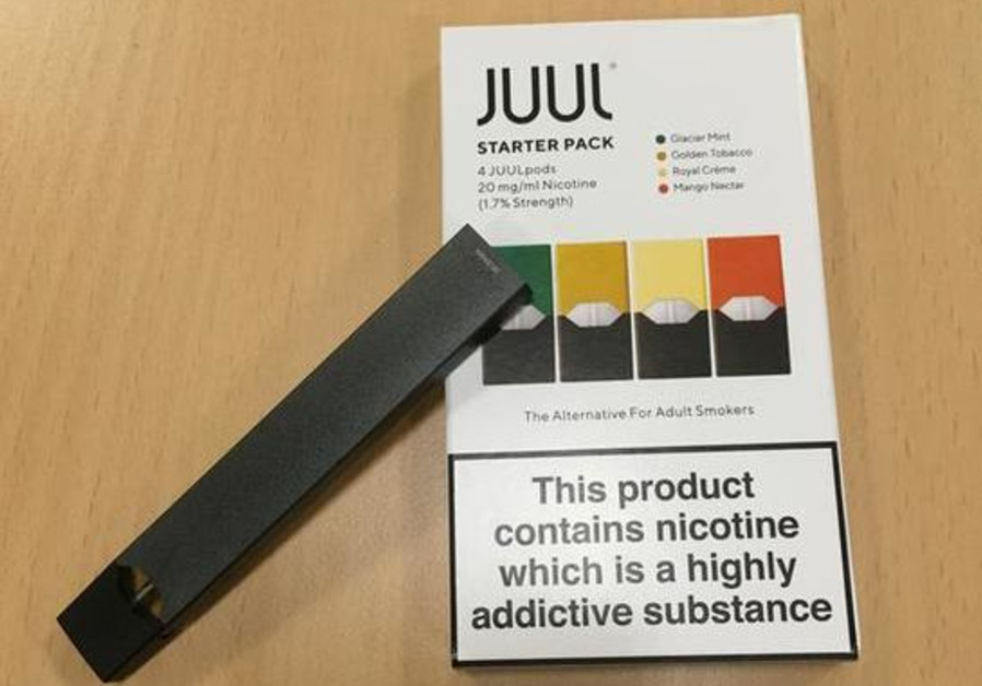 Israel bans high-nicotine Juul e-cigarettes - HEALTH