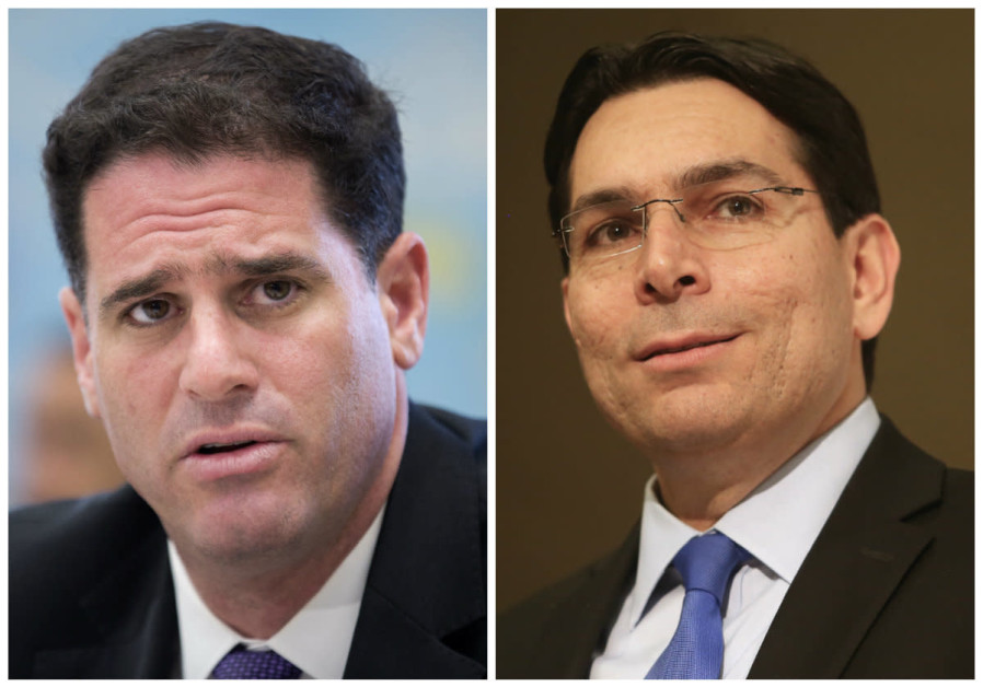 21. Ron Dermer and Danny Danon