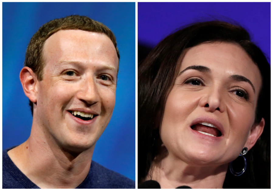 Facebook's Zuckerberg & Sandberg say 'committed to doing this well'