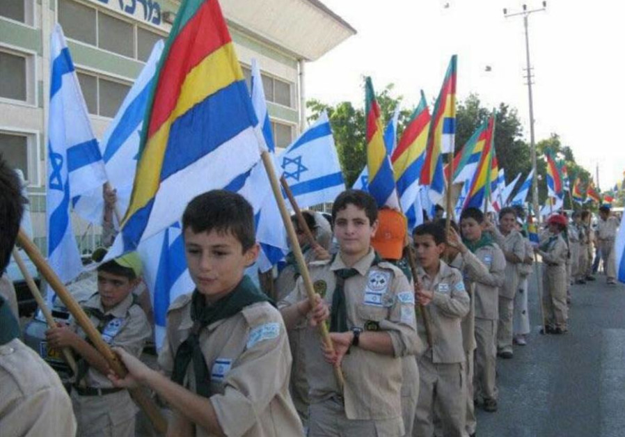 'Druze children are taught to love and be loyal to the State of Israel (Druze Veterans Association)