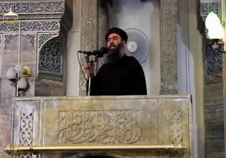A man purported to be the reclusive leader of the militant Islamic State Abu Bakr al-Baghdadi has ma
