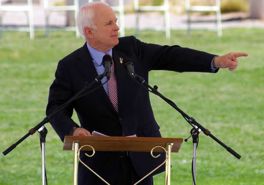 John McCain's parting shot is a warning about 'alt-right'