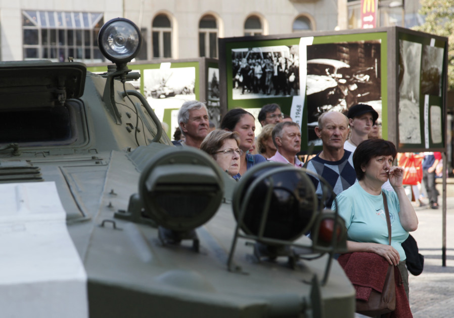 Middle Israel: The Prague Spring at 50, a status report