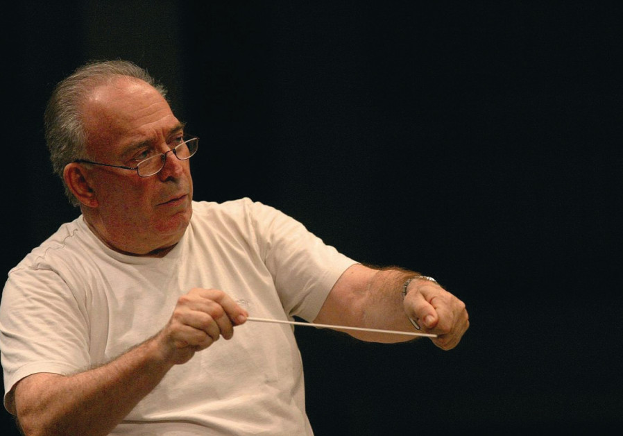 Noam Sheriff - a prolific composer who created a fusion of East and West
