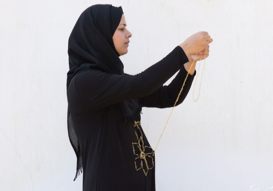 Marwa Abd Alkadr sheds light on the Bedouin way of life: 'Rana,' 2018, Performance.