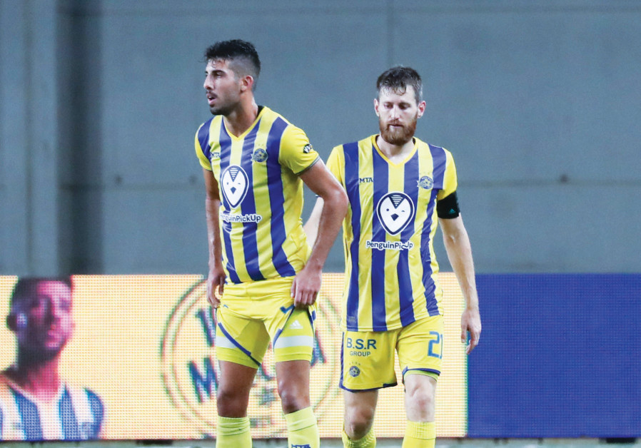Maccabi Tel Aviv eliminated from the Europa League with a 4-3 aggregate loss to the Norwegian side.