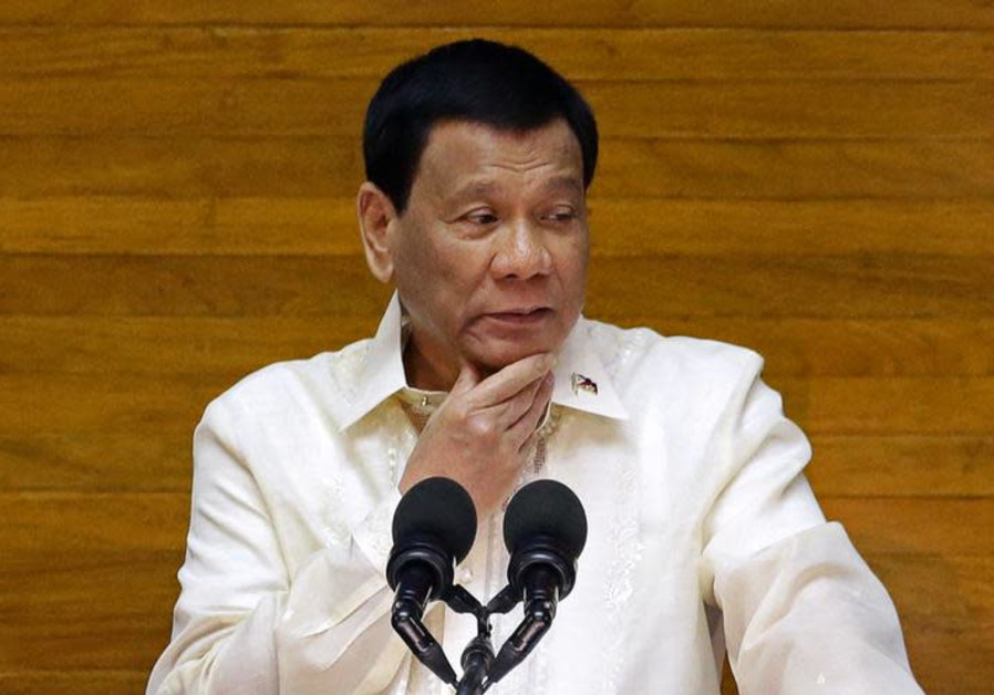 The Israeli oil company that could benefit from Duterte's visit