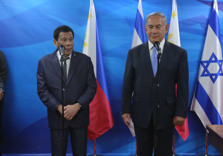Israeli munitions company to open firearms plant in the Philippines