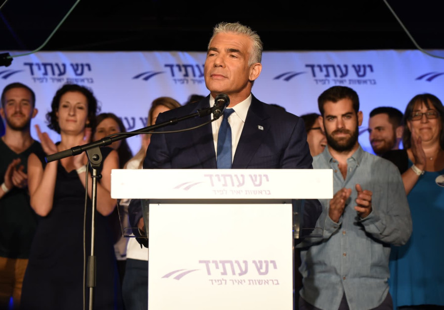 Lapid vows to stymie Likud in next election, win 'war for Israel's soul'