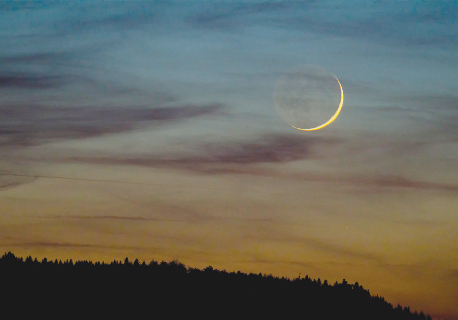 'SOUND THE shofar on the New Moon... For it is a statute for Israel, the judgment of the God of Jaco