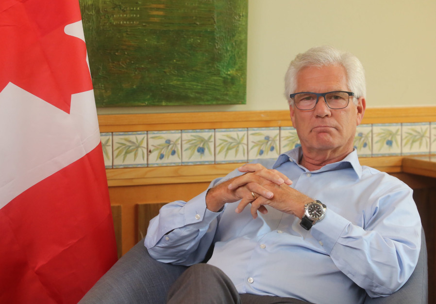 Canadian Trade Minister Jim Carr