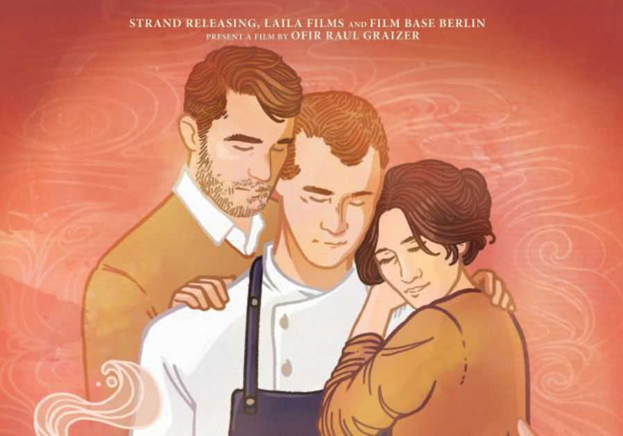 """""""The Cakemaker"""" by Ofir Raul Graizer is a leading contender for the Ophir Prize"""