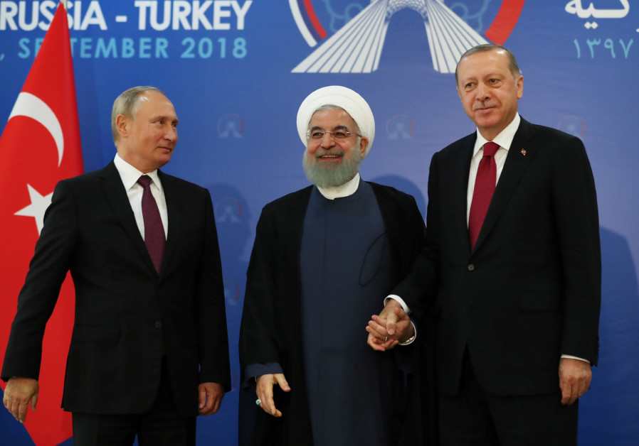 Russia, Iran unlikely to concede to Turkey on Syria worries -Analysts
