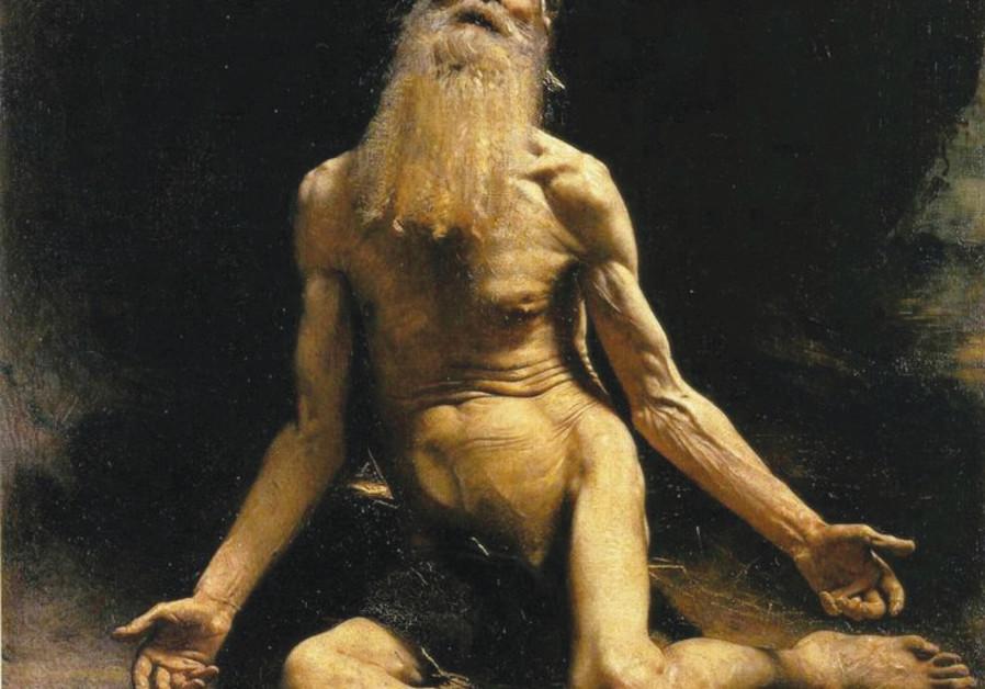 'Job,' Leon Bonnar, 1880