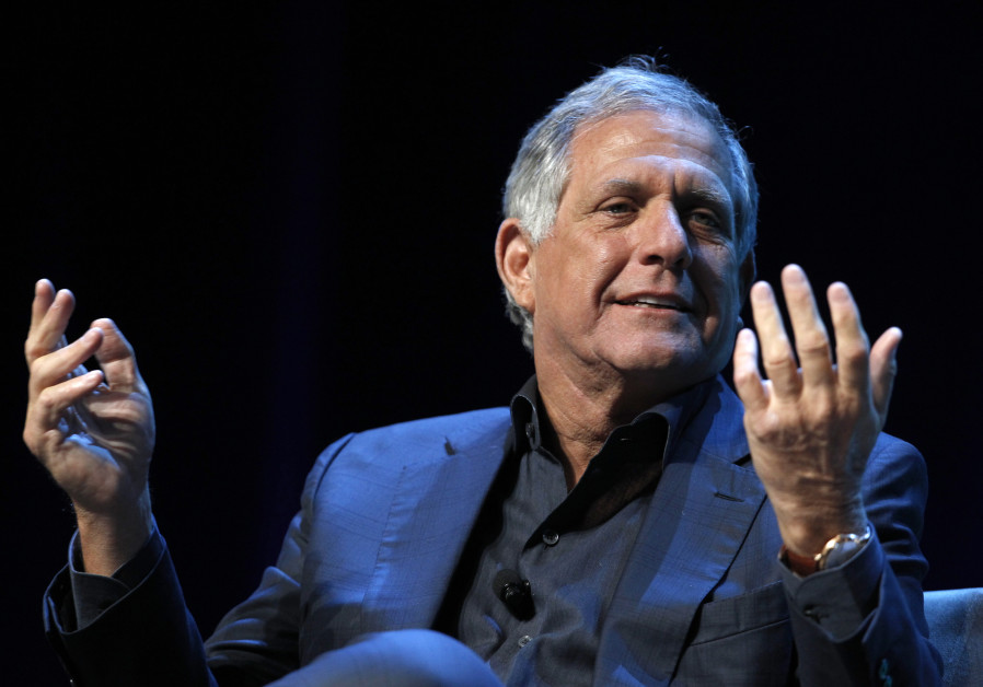 Leslie Moonves, president and CEO of CBS Corporation, the 2015 ICES, Las Vegas