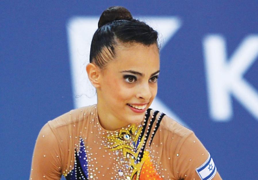 Israeli Linoy Ashram, Rhythmic Gymnastics World Championships, 2018