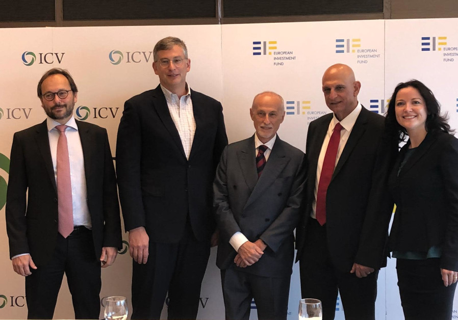 European Investment Fund makes first ever equity investment in Israel (Sep 13, 2018).
