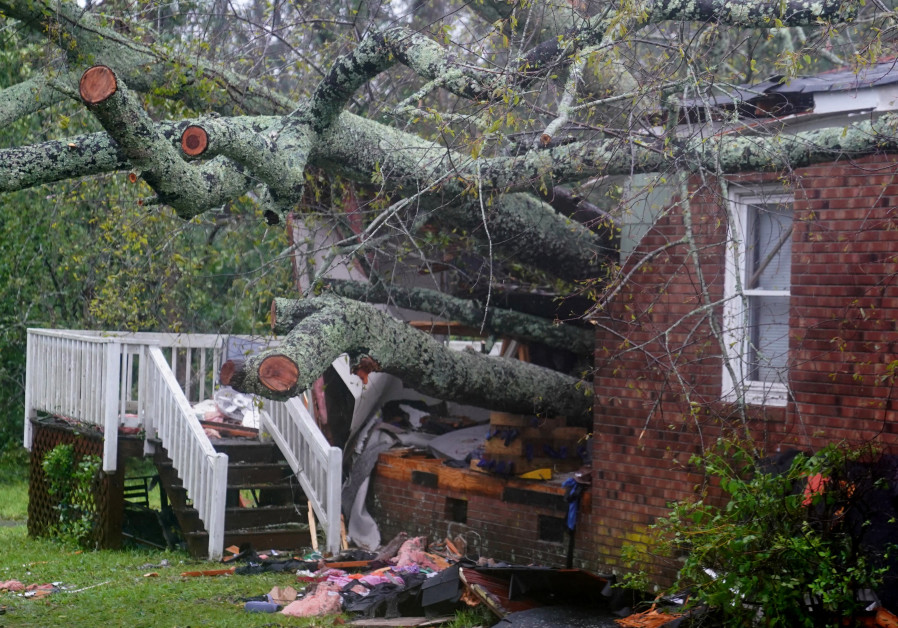Carolina Jews coping with Hurricane Florence with High Holiday in mind