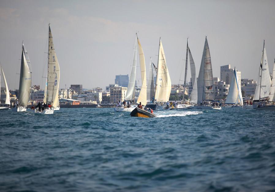 Sail Tel Aviv-Jaffa