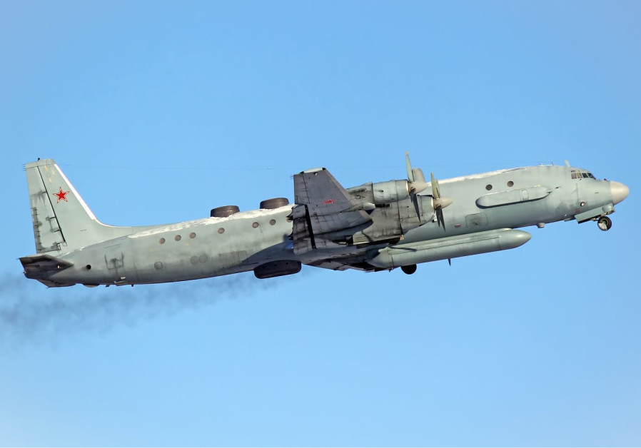 Russian Air Force Ilyushin Il-20M