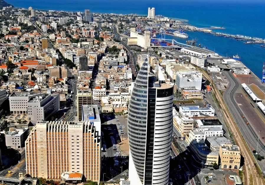 Downtown Haifa