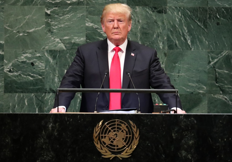 Trump Tells UN China Seeks to Interfere in Midterm Elections