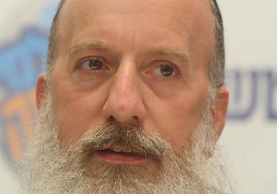 Haredi candidate announces run in Jerusalem mayoral race