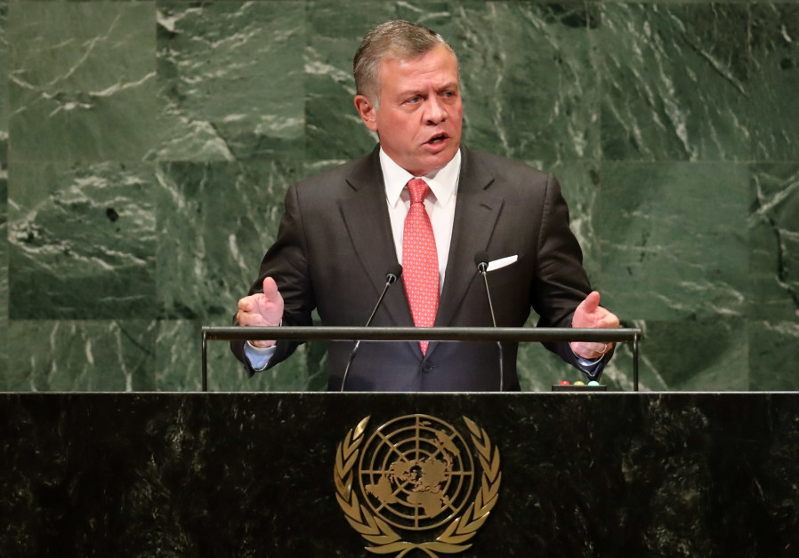 King Abdullah: We will protect Jerusalem's Muslim, Christian character