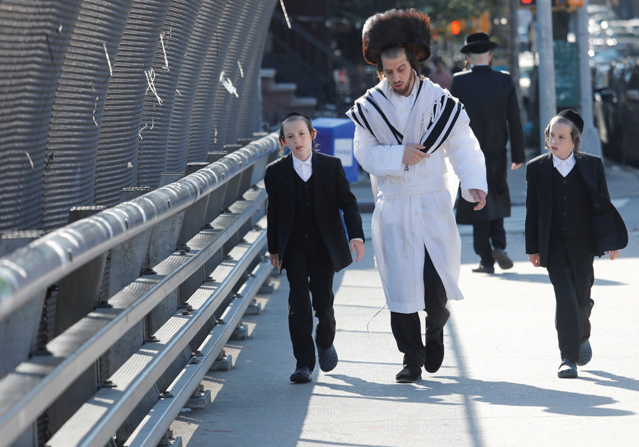 New York warns of measles outbreak after haredi kids infected in Israel