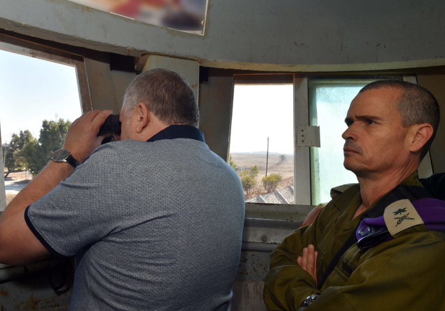 Liberman: We are ready to open Quinetra Crossing