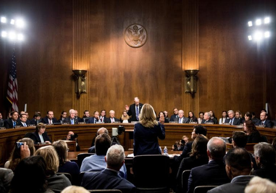 Professor Christine Blasey Ford, who accused U.S. Supreme Court nominee Brett Kavanaugh of a sexual