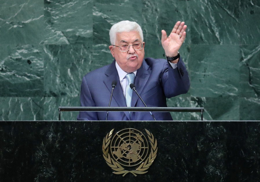 Abbas expresses hope Netanyahu will be defeated in election