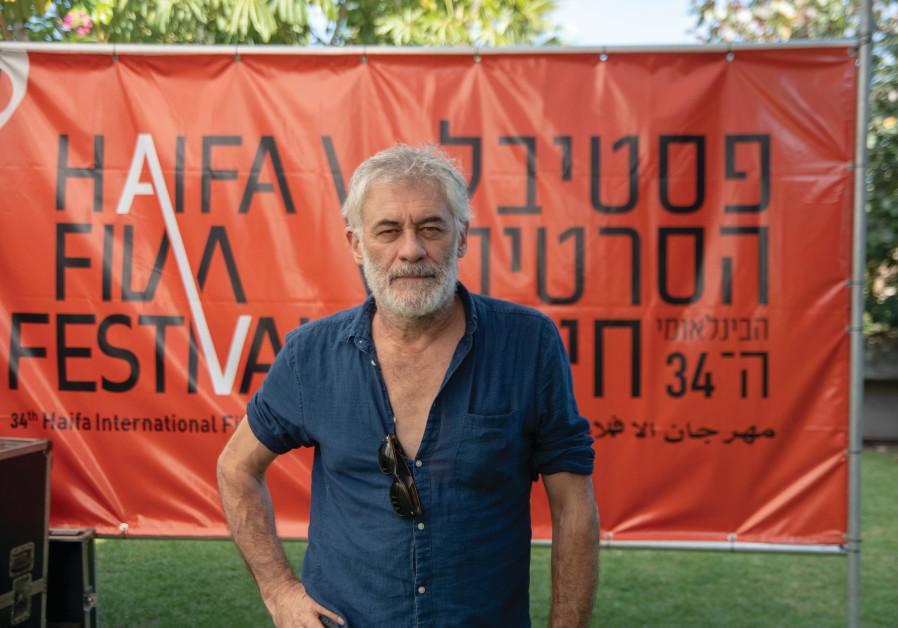 ERICK ZONCA attends the Haifa International Film Festival