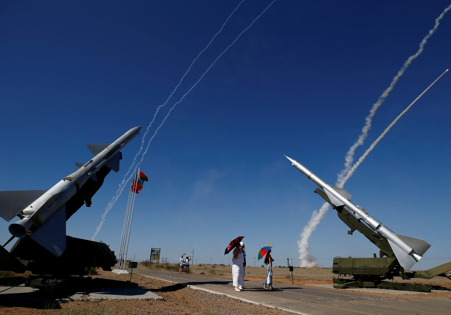 4 S-300 russes inefficaces face à Israël