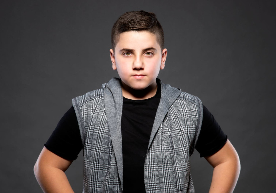 NOAM DADON will represent Israel at the Eurovision Junior competition this year