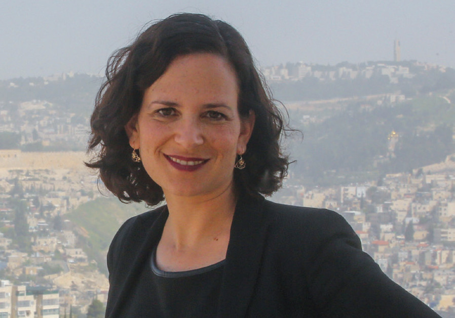 Rachel Azaria: 'I acted out of my responsibility for Jerusalem.'